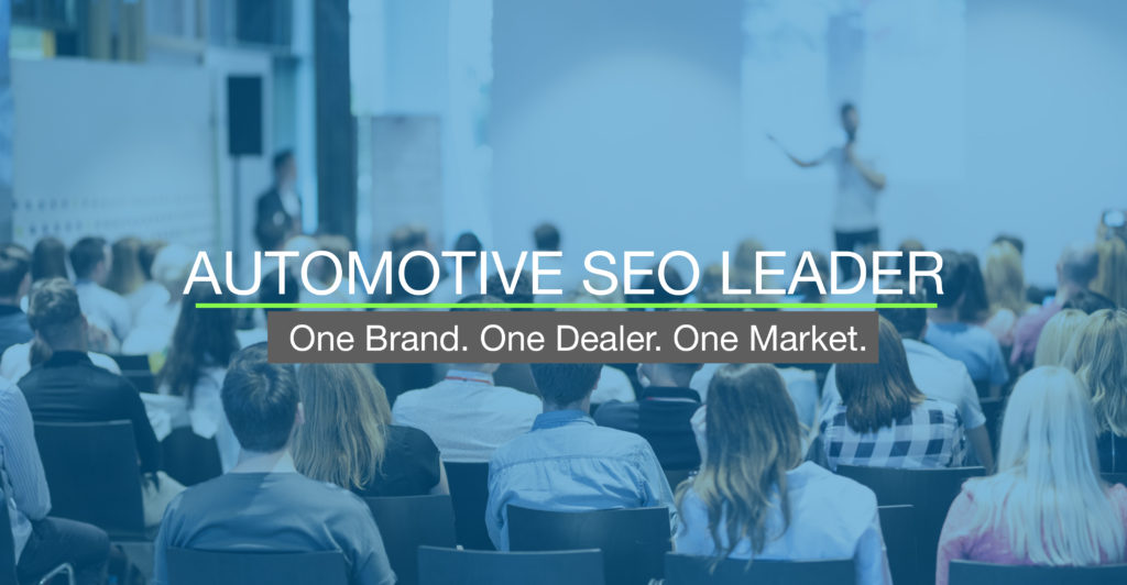 Customer Scout Automotive SEO leader