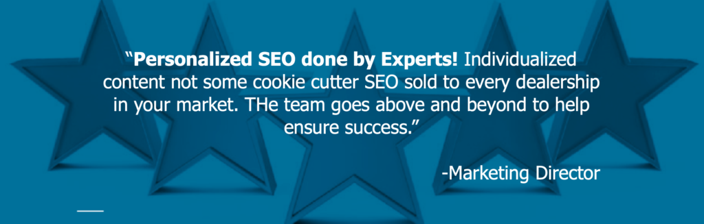 Customer Scout Company SEO review